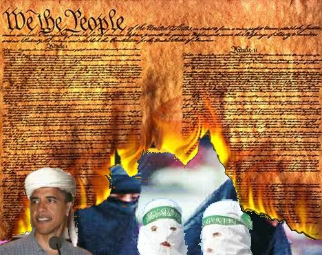 Obama-Islam-Constitution-Burning