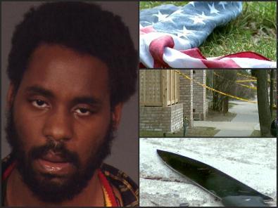 Black on White crime near Prospect Park South