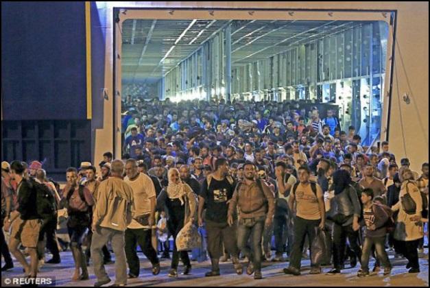 Europe - Muslim Immigrants 1