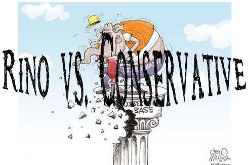 Rino vs Conservative