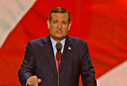 BE FUNKY screenshot ted cruz rnc speech betrayal 3