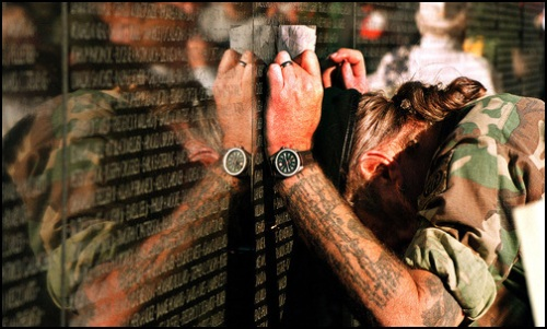 Between 20 and 22 Veterans take their own lives every day.  (Photo: Public Domain)