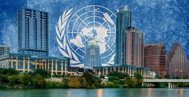 Get out of UN
