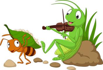 Ant & Grasshopper Socialism